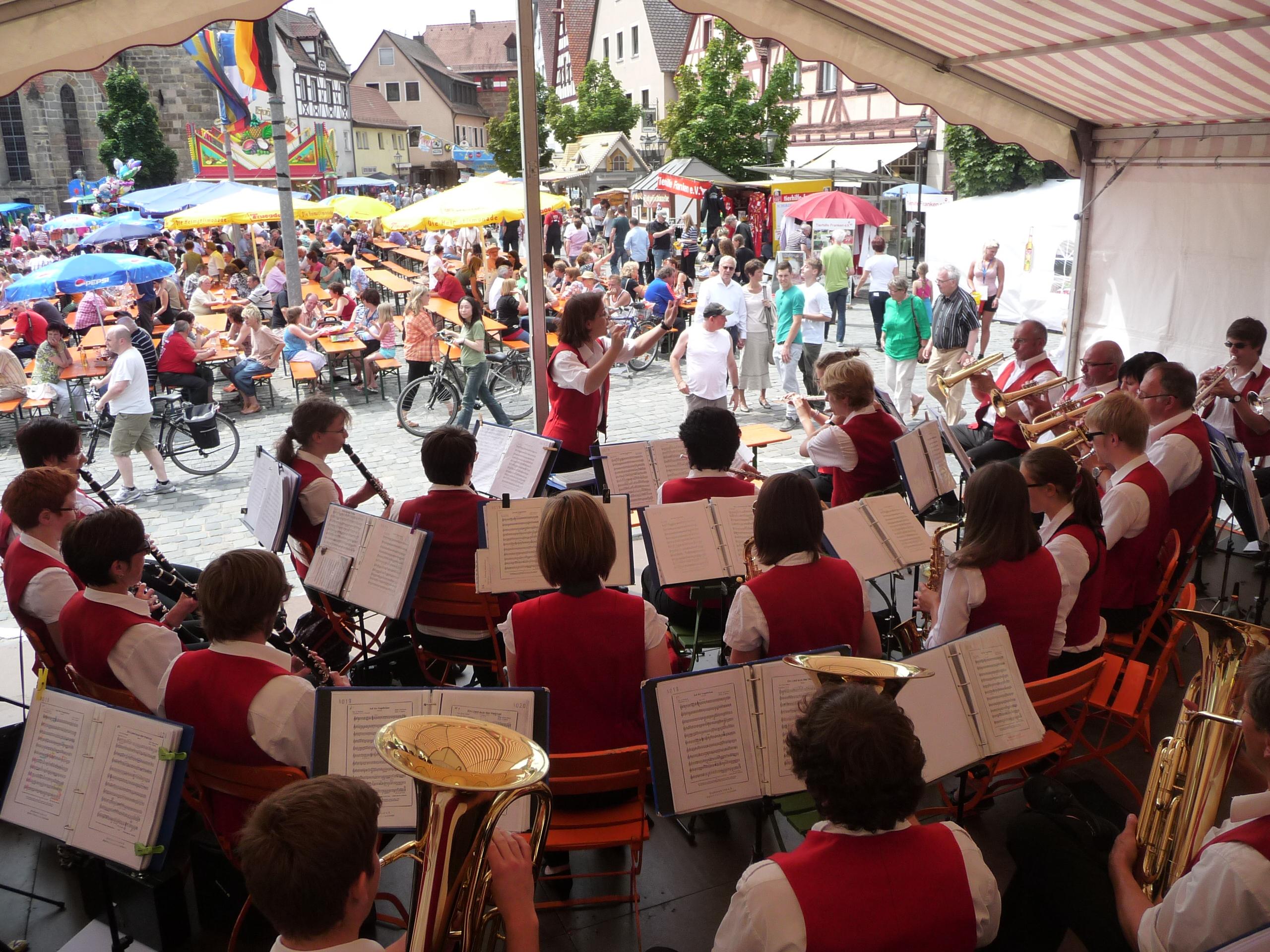 Altstadtfest Lauf