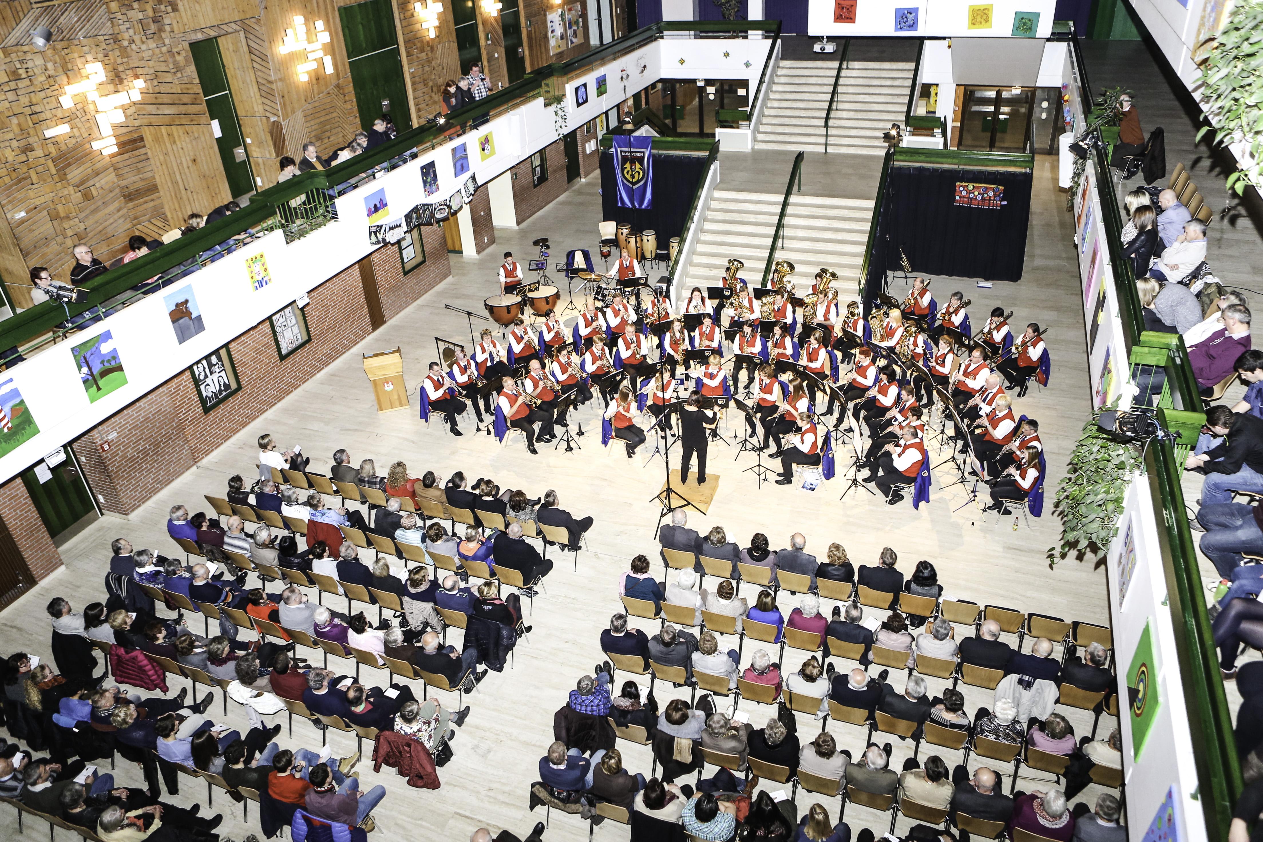Neujahrskonzert 2016 Musikverein Lauf.BB7T5633©Daniel Decombe