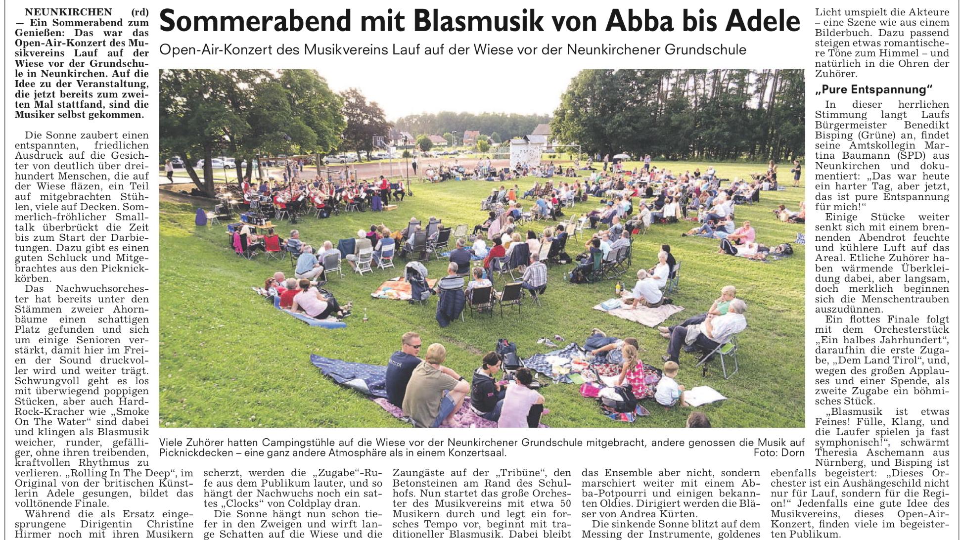 Picknick Open Air