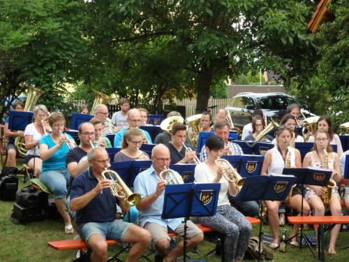 Die etwas andere Orchesterprobe 2016
