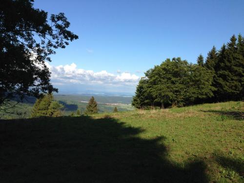 Wanderwochenende in der Röhn 2014
